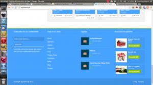 MyHome.pk Website