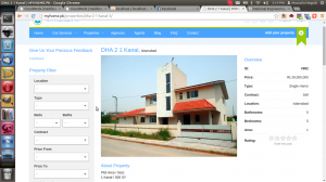 MyHome.pk Website