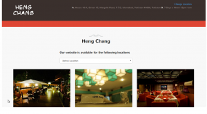 Heng Chang Athentic Chinese Resaturant